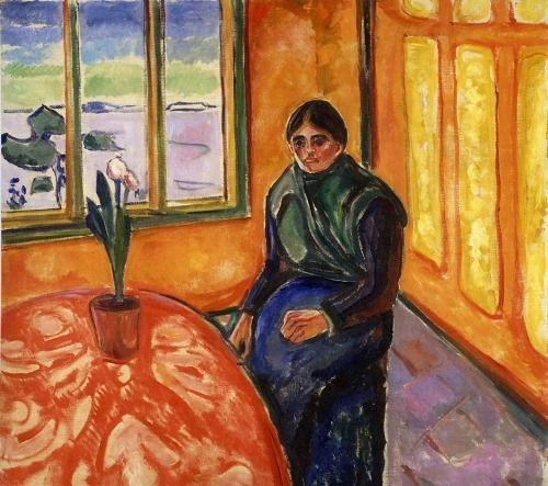 Melancholy, Laura ~ Edvard Munch
