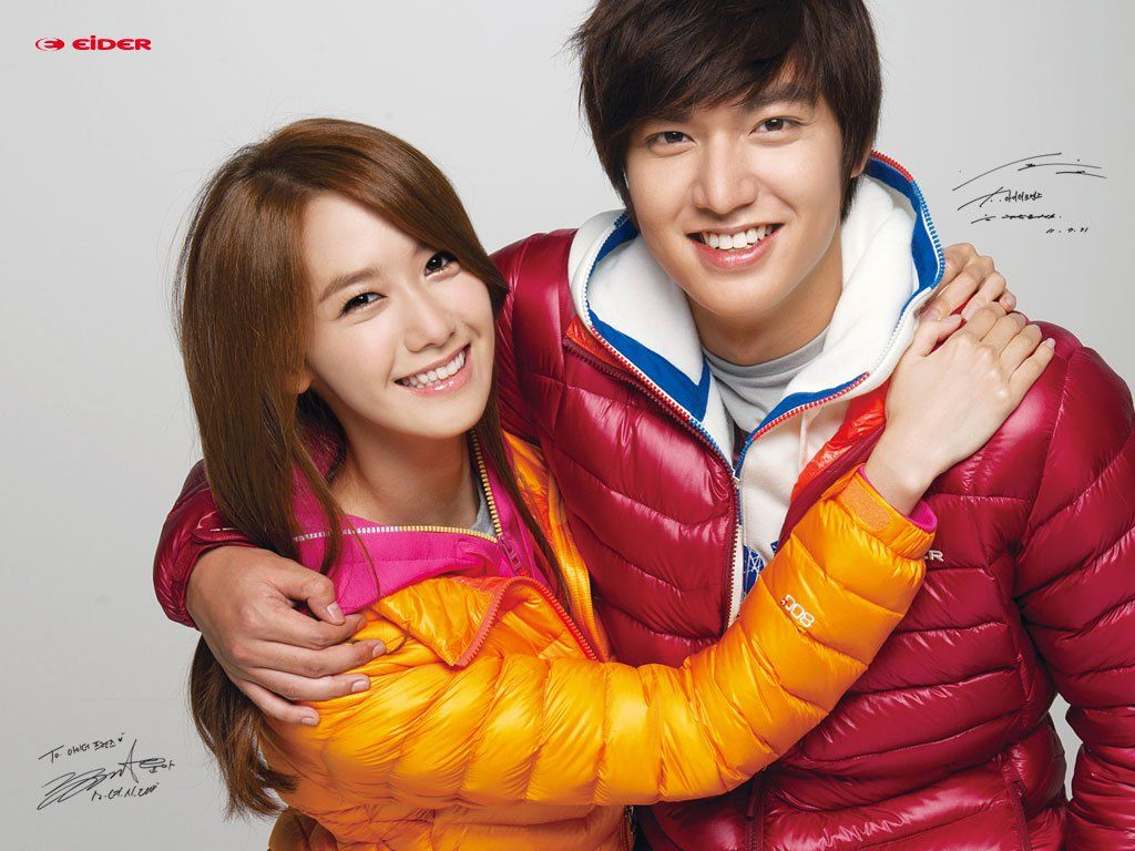 10 Kpop Couples Who Are Confirmed Dating In 2015 Lee Min Ho Lee Min Yoona
