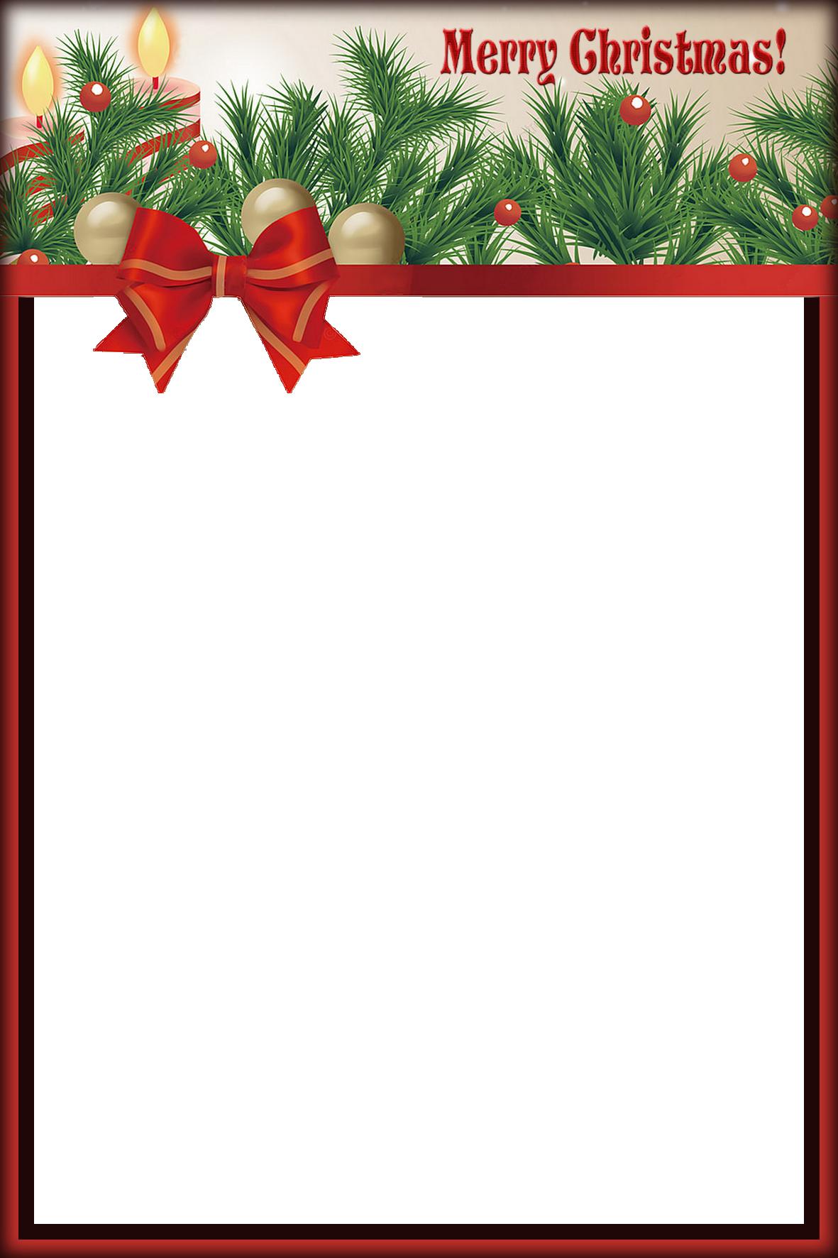 Merry Christmas Frame Png Merry Christmas Frame Christmas Frames Holiday Decor