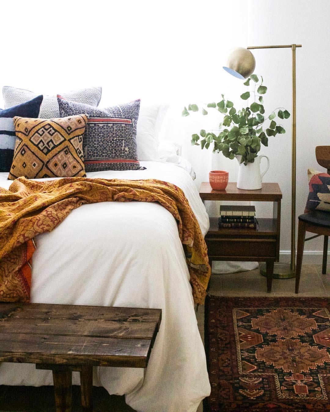Pin di Erica Irwin su bedroom | Pinterest | Interni, Stanze da letto ...