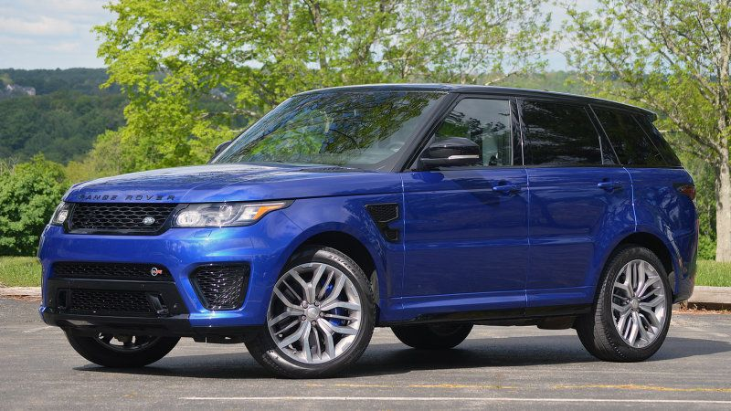 Step inside to 2016 Range Rover Sport cabin, what will you