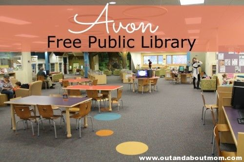 The Avon Library A Great Place For Play And Programs Hartford County Library Avon