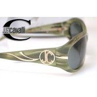 Occhiali da sole Just Cavalli - Montatura Verde - 131S/S