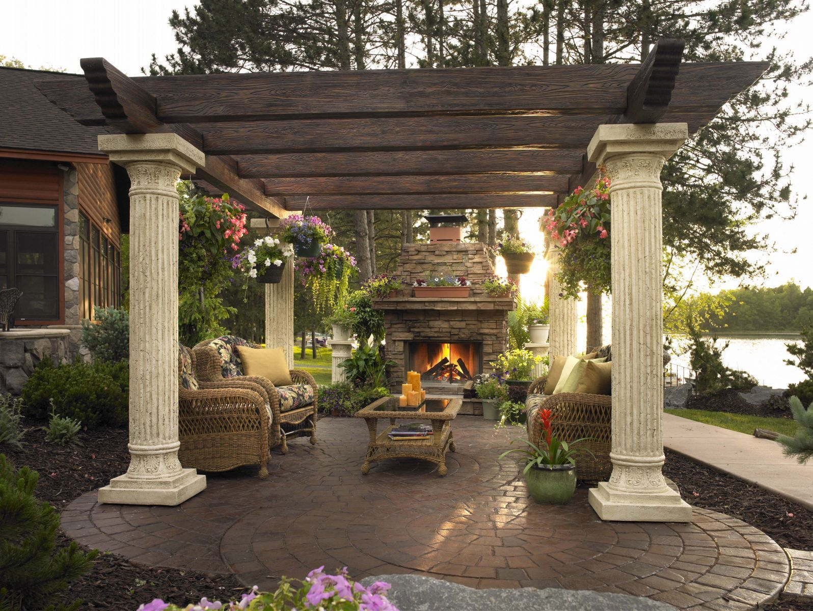 Outdoor spaces awesome home ideas pinterest outdoor spaces