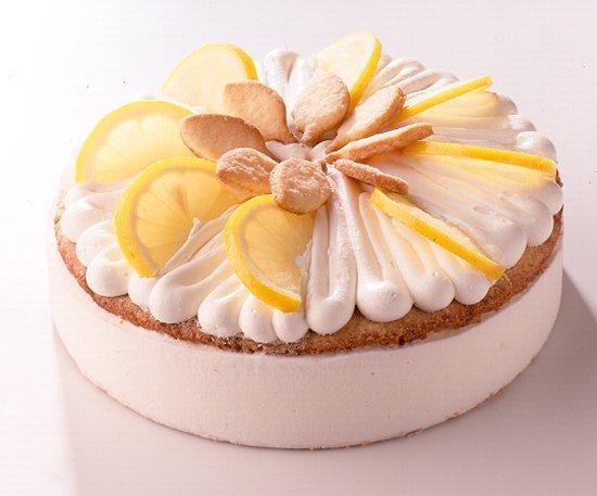Eisige Zitronen Joghurt Torte Rezept Dr Oetker Pinterest