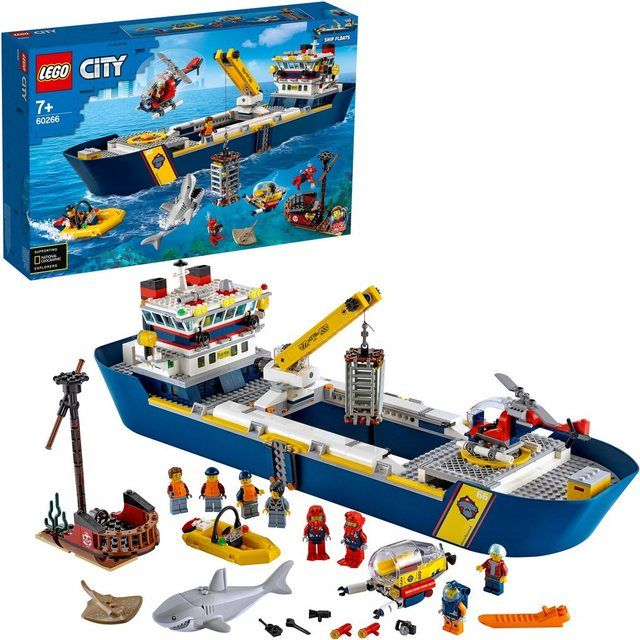 Lego Technic Schiff