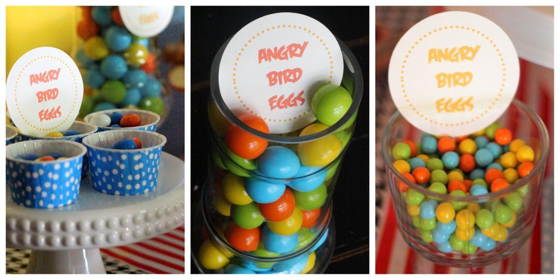 Angry bird birthday ideas & Angry bird birthday ideas | Connoru0027s 4th Birthday Party | Pinterest ...