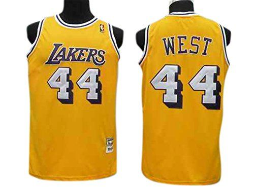 082243bf4 ... spain lakers 44 jerry west yellow throwback jerseys size xxxl  weheartlakers f1dd3 aaf54