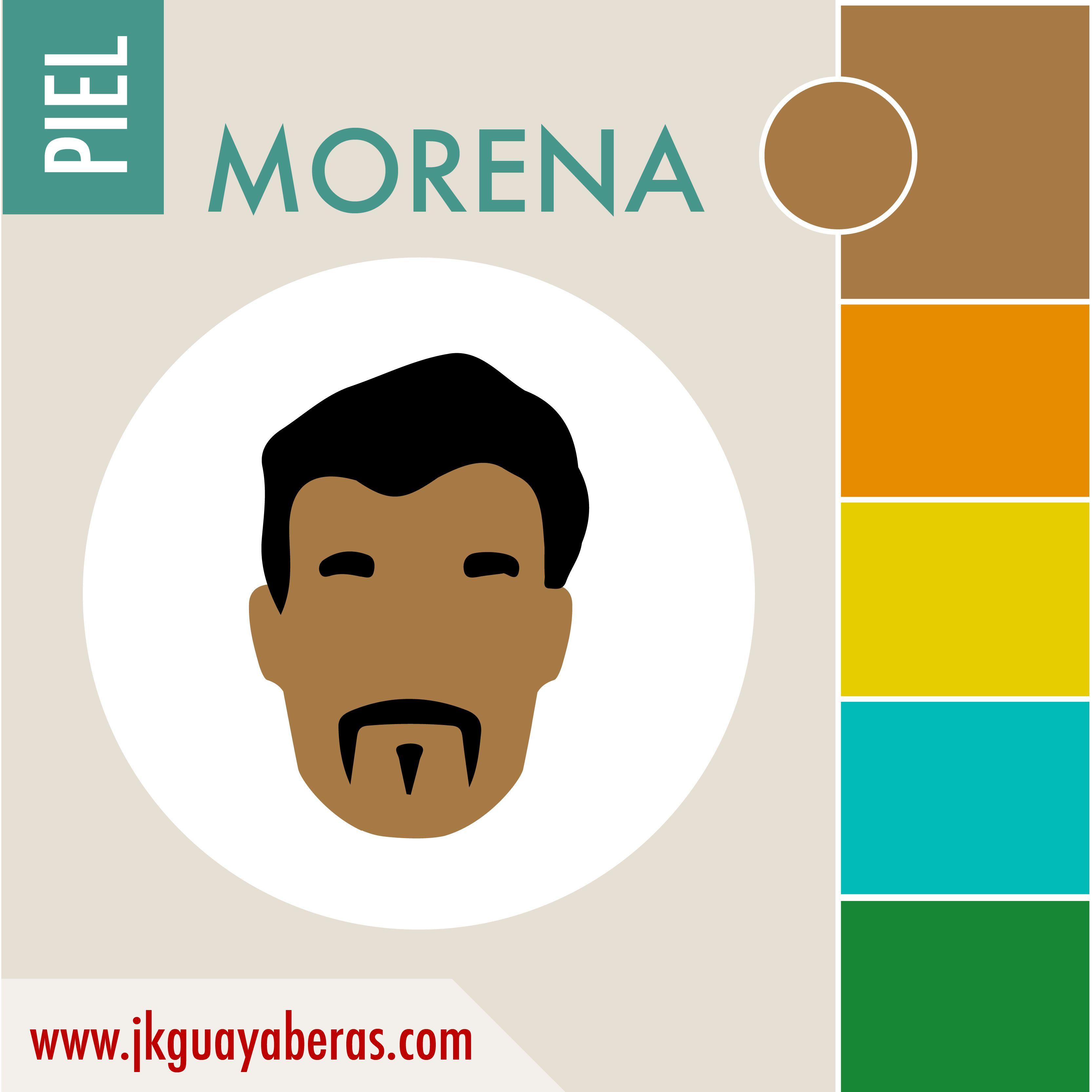 Los colores que favorecen el tono de tu piel linen materials pinterest piel moda - Colores que favorecen ...