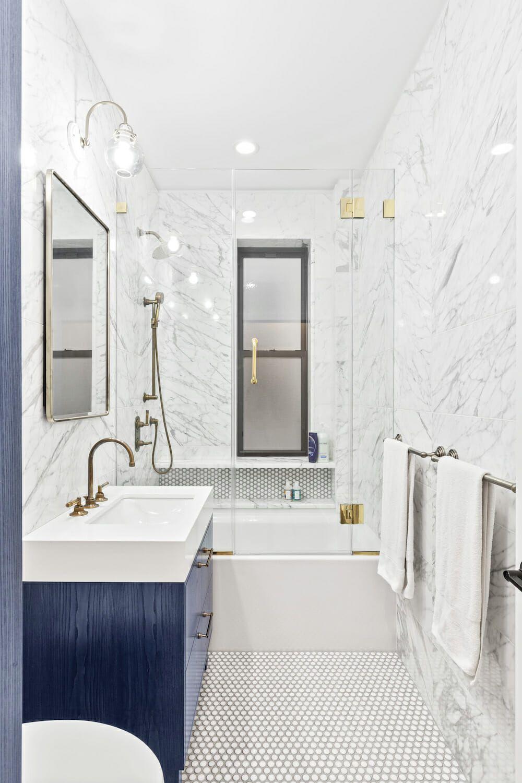 Small Bathroom Design Smart Sizing Tips For Better Function Marble Bathroom Designs Bathroom Layout Small Bathroom