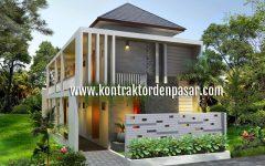 Plan De Maison Moderne Gratuit 3 Chambres Avec Porte D Entree