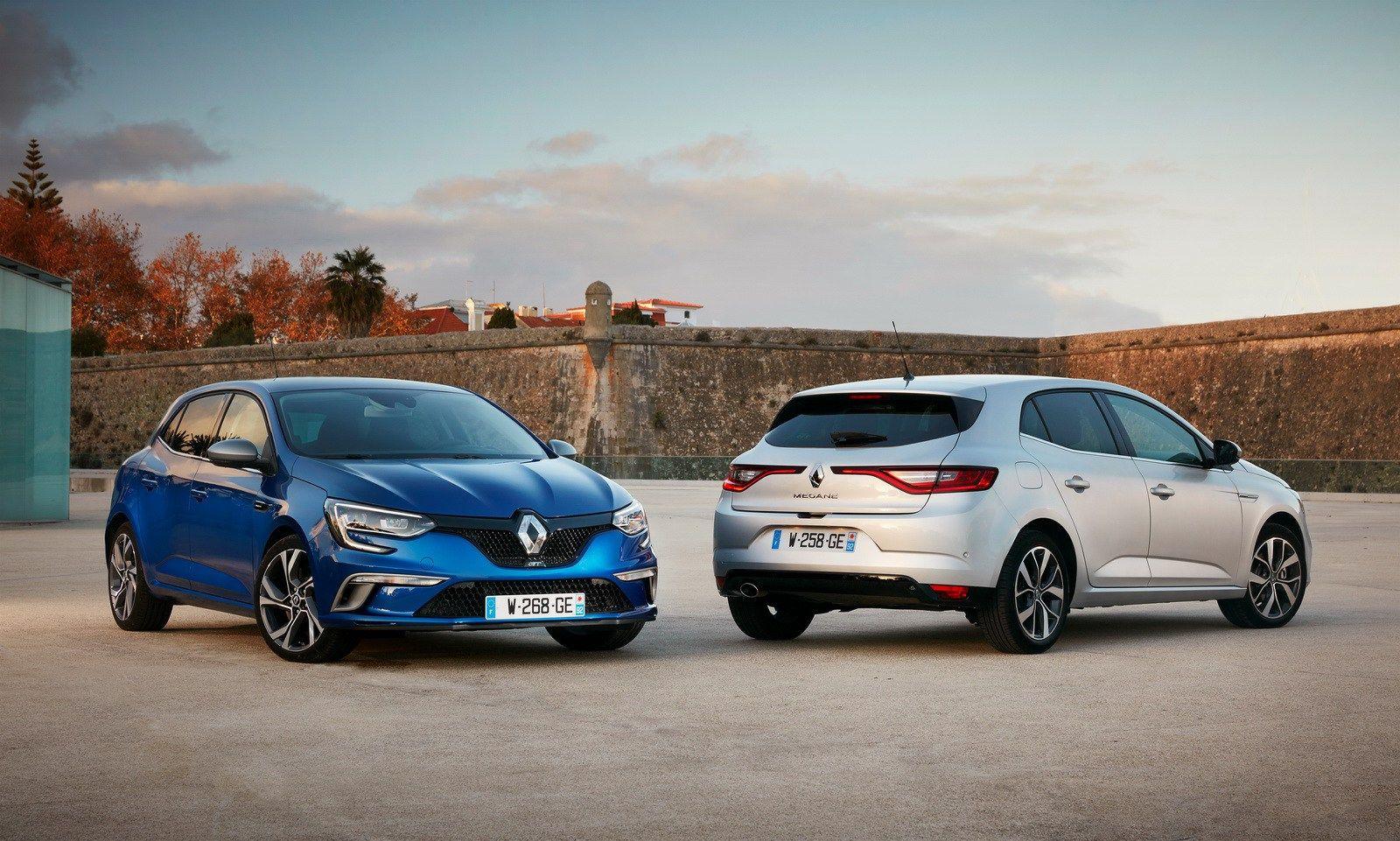 Novo Renault Mégane Galeria Em Portugal Galeria Portugal Nova
