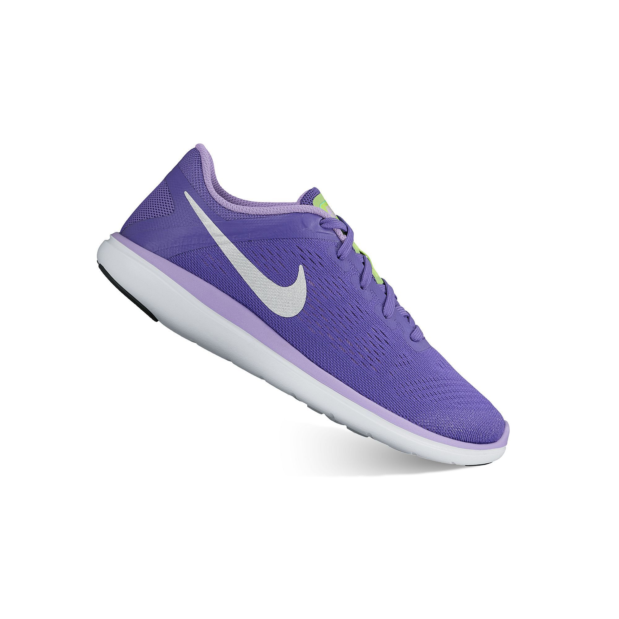 Purple Drk Nike Girls' 2016 Running Flex Size 5 Grade RN Girl's Shoes School P7w1aPx