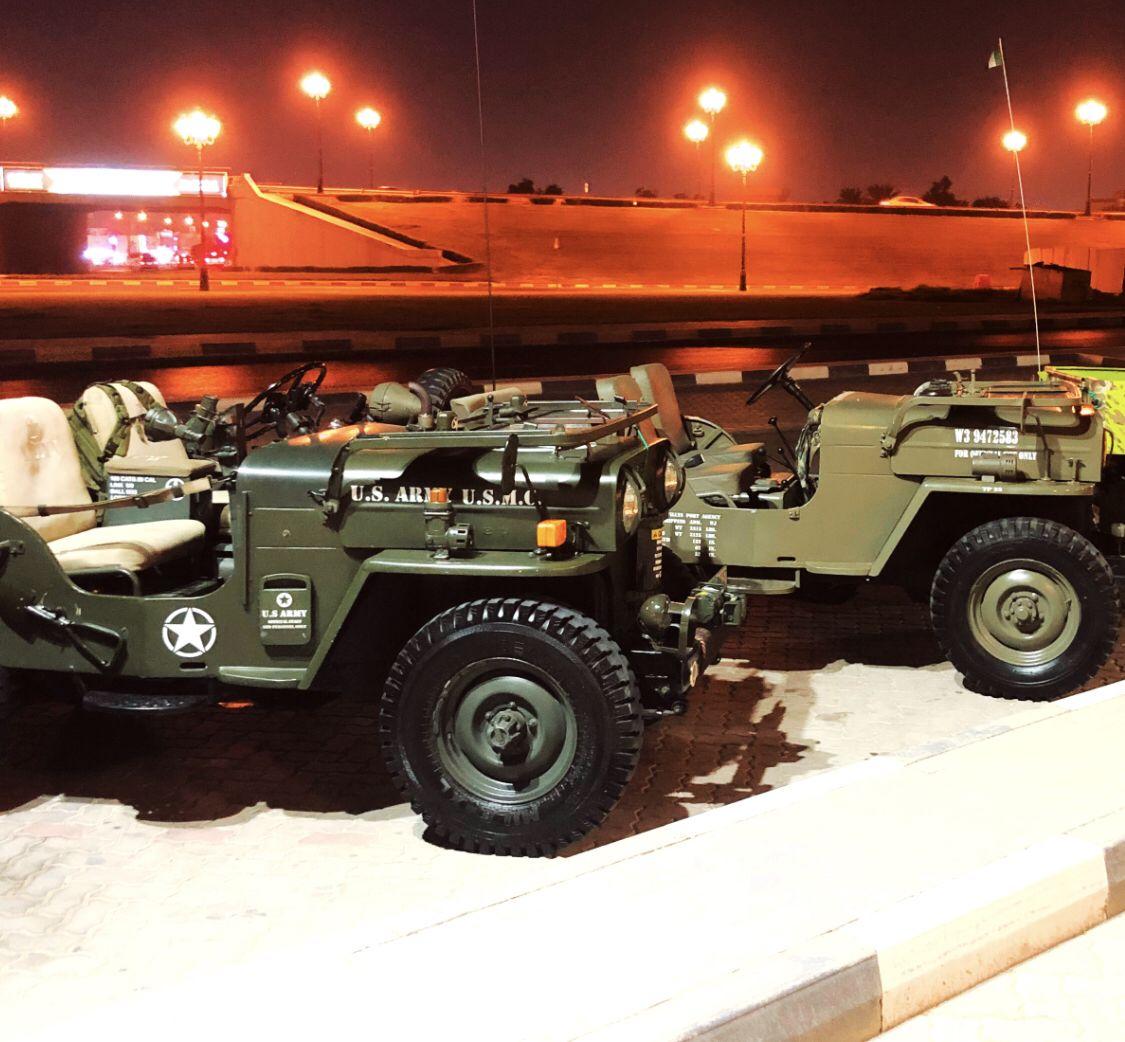 Pin by Willysdubai on Jeep willys dubai Military jeep