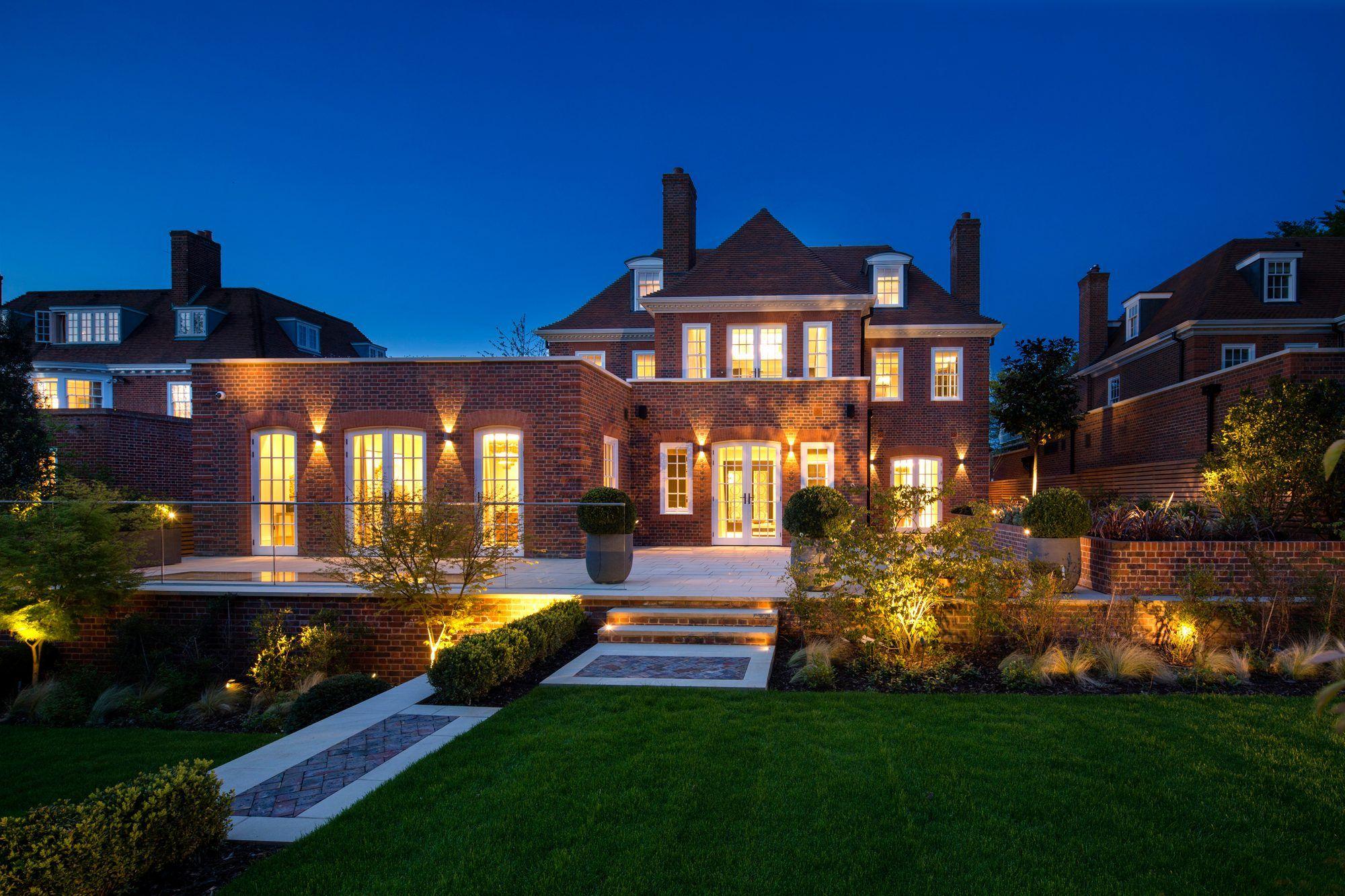 Pin em luxury house