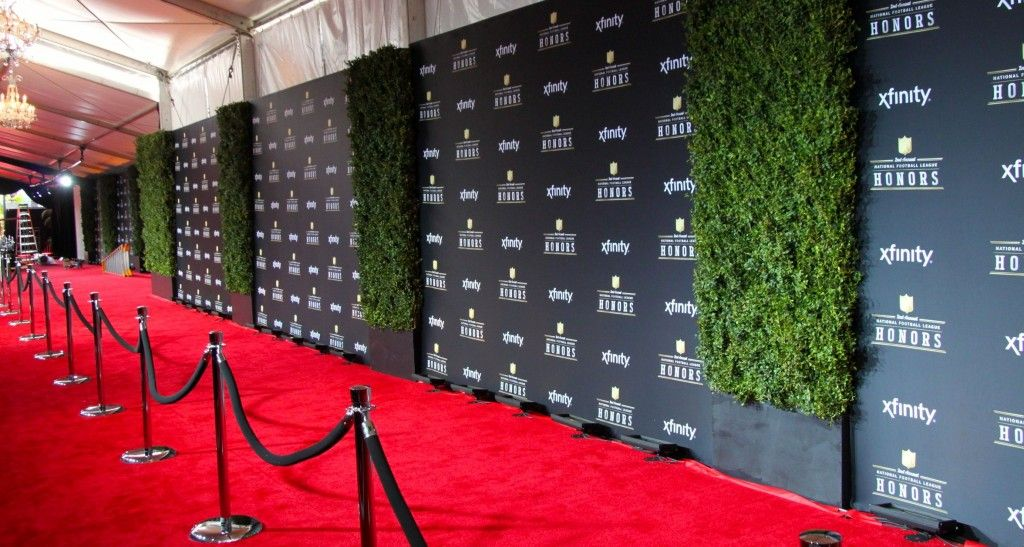 How To Make Step & Repeat Banner Stand Out