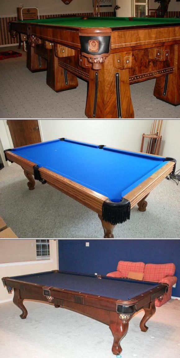 American Veteran Pool Table Service Has Been In The Business For - Pool table movers near me