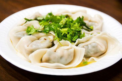 Dumplings And Carb Slabs From Chinese Food Chinese Food Menu Chinese Cooking Asian Cookbooks