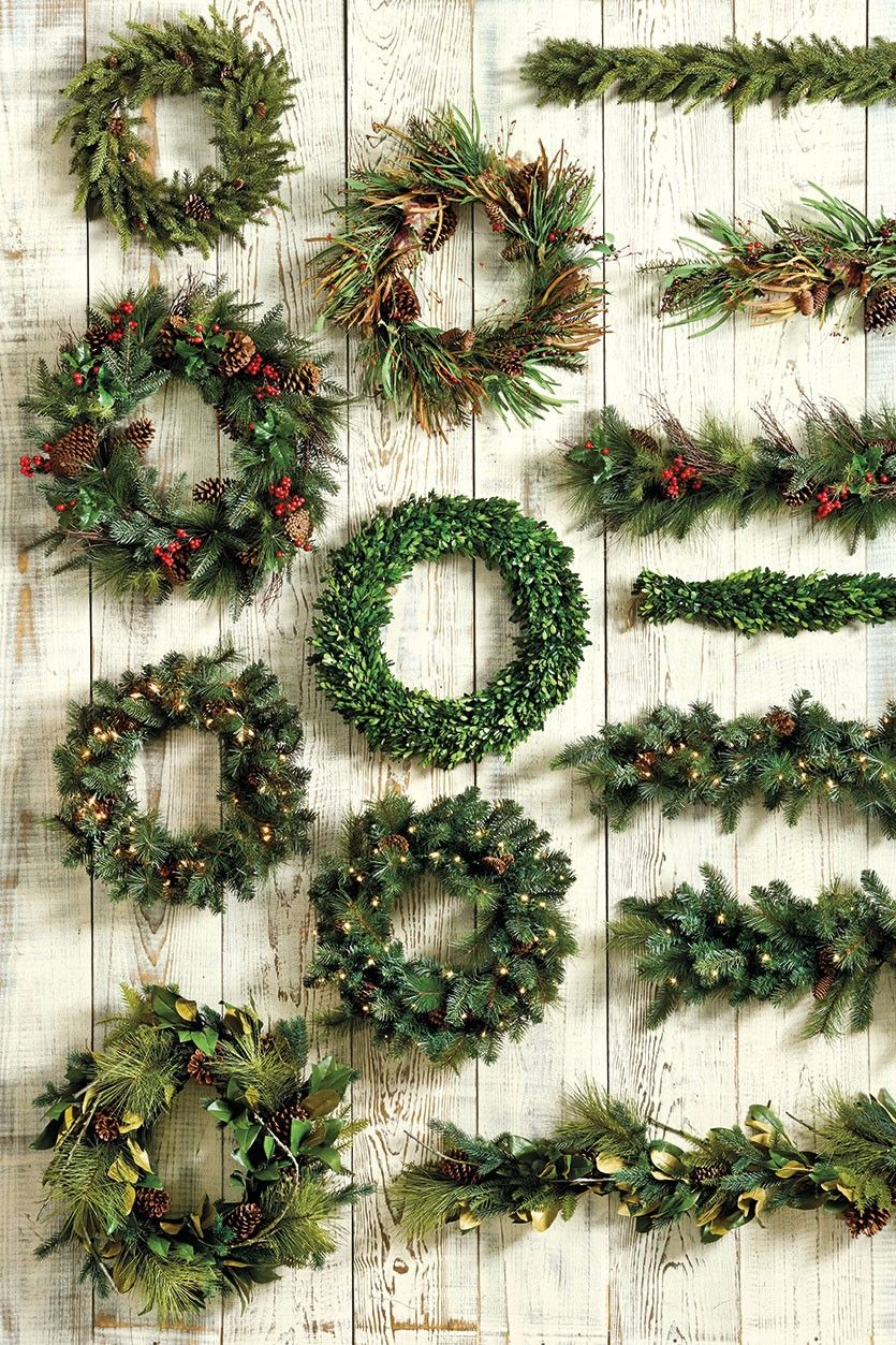How To Keep Your Holiday Greenery Fresh Outdoor