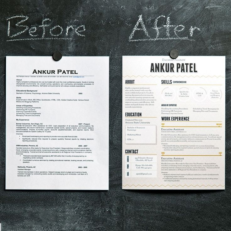 Pinterest Job hunting, Resume design, Resume services