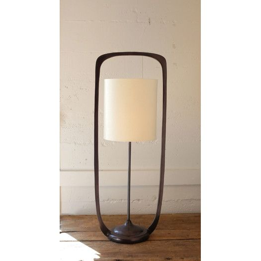 Creative Co Op Turn Of The Century Metal Frame 35 75 H Table Lamp With Drum Shade Lamp Metal Lamp Table Lamp