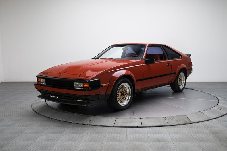 1982 toyota celica supra for sale collector and classic cars for sale rk motors charlotte. Black Bedroom Furniture Sets. Home Design Ideas