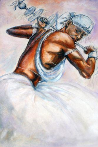 Oxala-  Marco de Bará Lodê