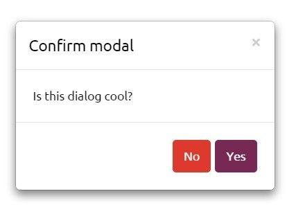 jQuery Plugin For Bootstrap Modal Enhancement - eModal