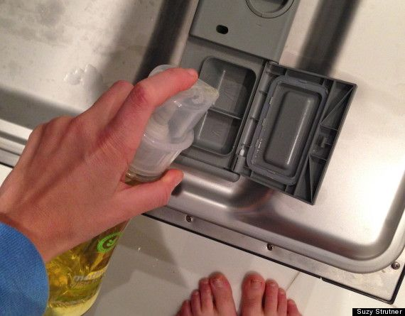 The Ultimate Hack For When You Re Out Of Dishwasher Soap Diy Dishwasher Soap Dishwasher Soap Homemade Dishwasher Soap