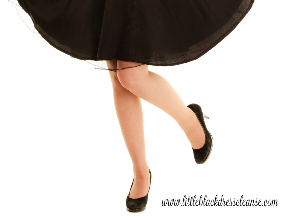 Look AMAZING in your Little Black Dress in only 4 Days!