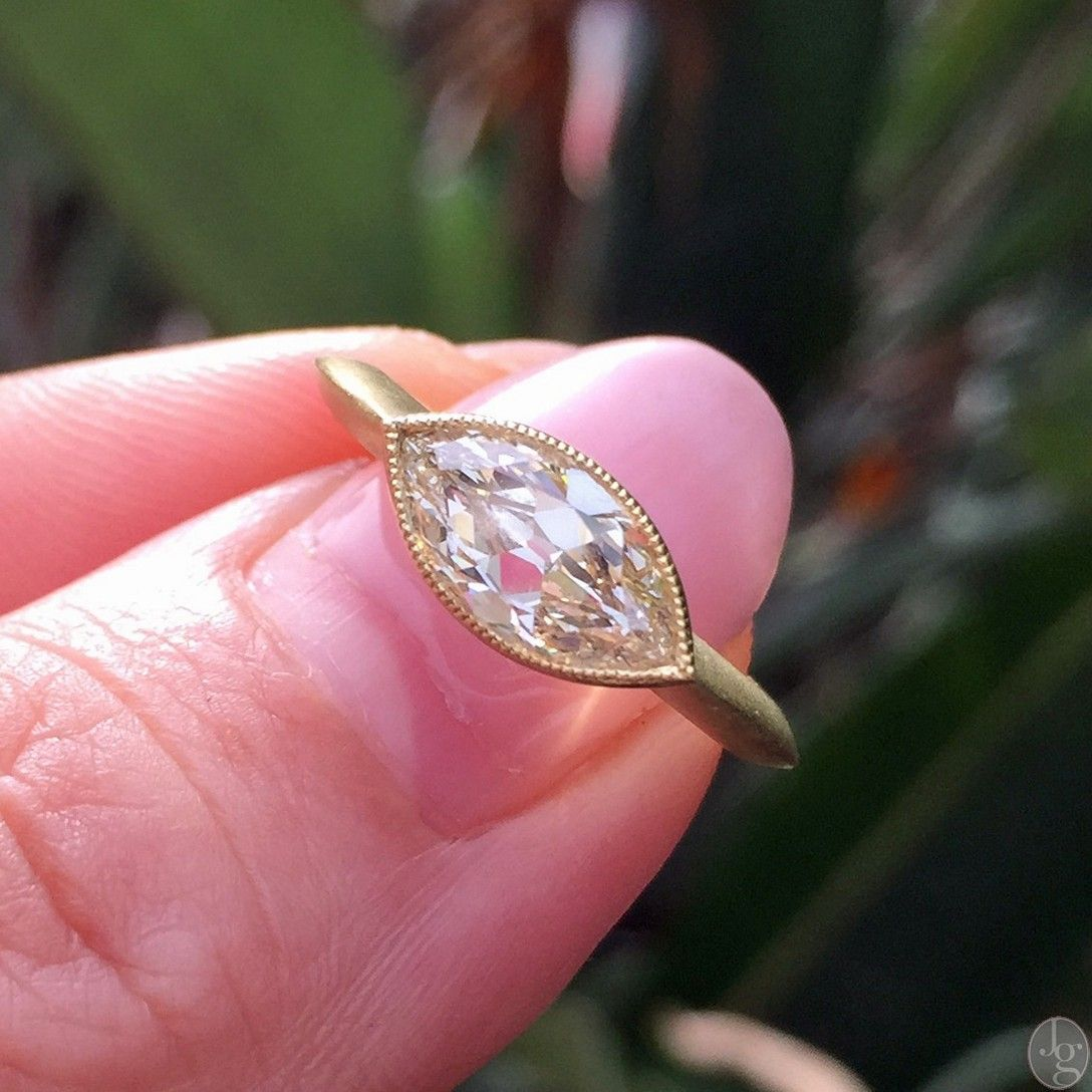 Image result for marquise ring settings | My Stuff | Pinterest ...