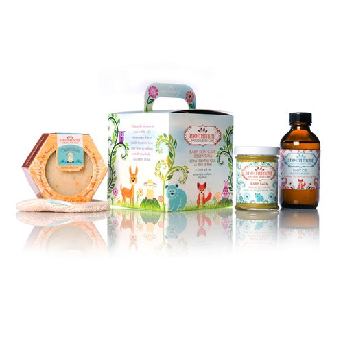 Anointment Baby Skin Care Kit