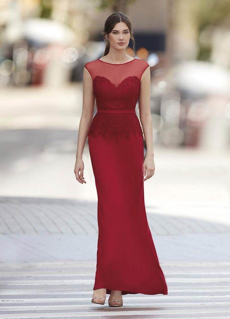 Modelo Jaina de Rafaello 2018. Vestido para madrina de