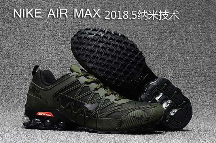 detailed look 4b08e c5148 Your Best Nike Air Max Shoes - 2018.5 Nike Air Max Hot Run Shoes Army Green For  Men