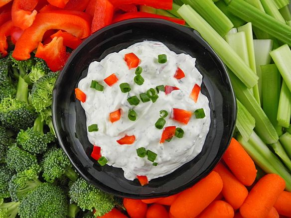 Blue Cheese Ranch Dip