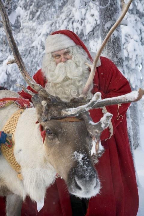 Vanhan Joulumyyjäiset