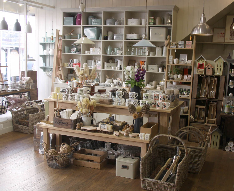 Willow & Stone store interior June 2013 Store