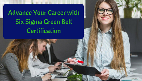 90 Amaaira Johns S Answer To Will Six Sigma Green Belt Certification Really Help You Grow In Your Career Quora Green Belt Certificate Sigma