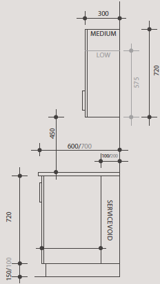 Kitchen Cabinet Dimensions Standard
