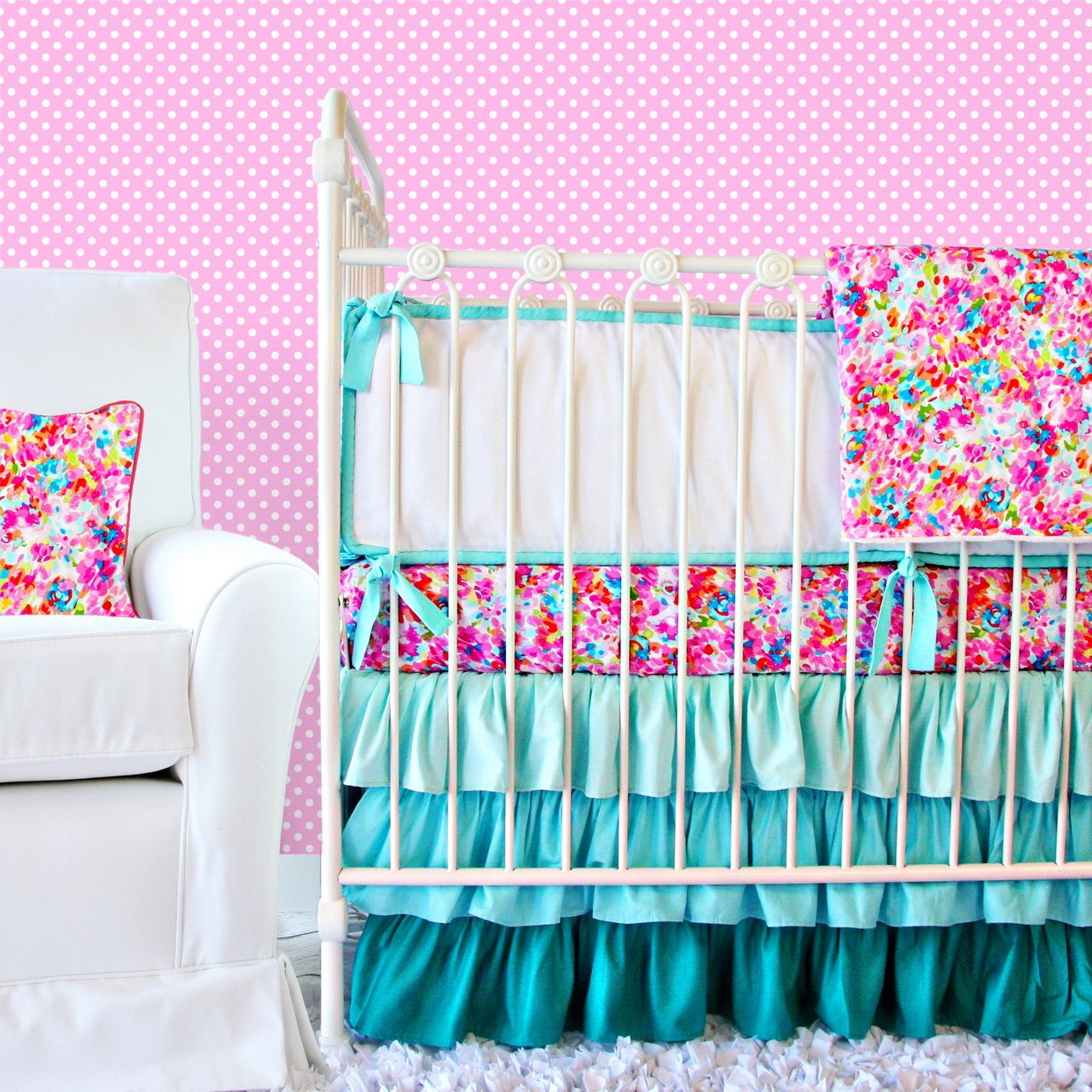 Caden Lane Baby Bedding Gorgeous Gorgeous Bedding All Over This