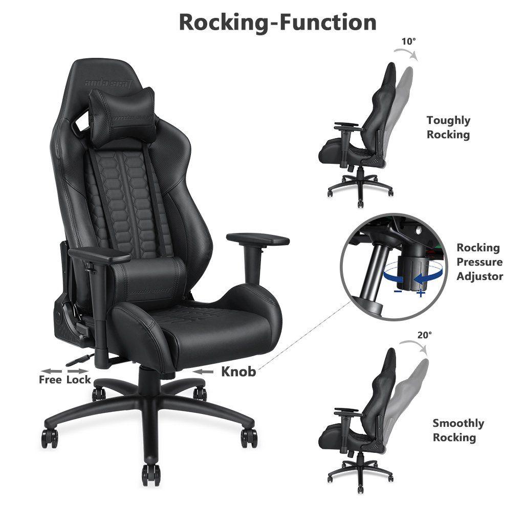 Anda seat dark demon series premium racing style gaming