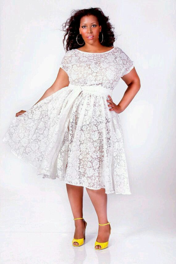 """swing dress #plussize   """"beautiful plus size fashion""""   pinterest"""