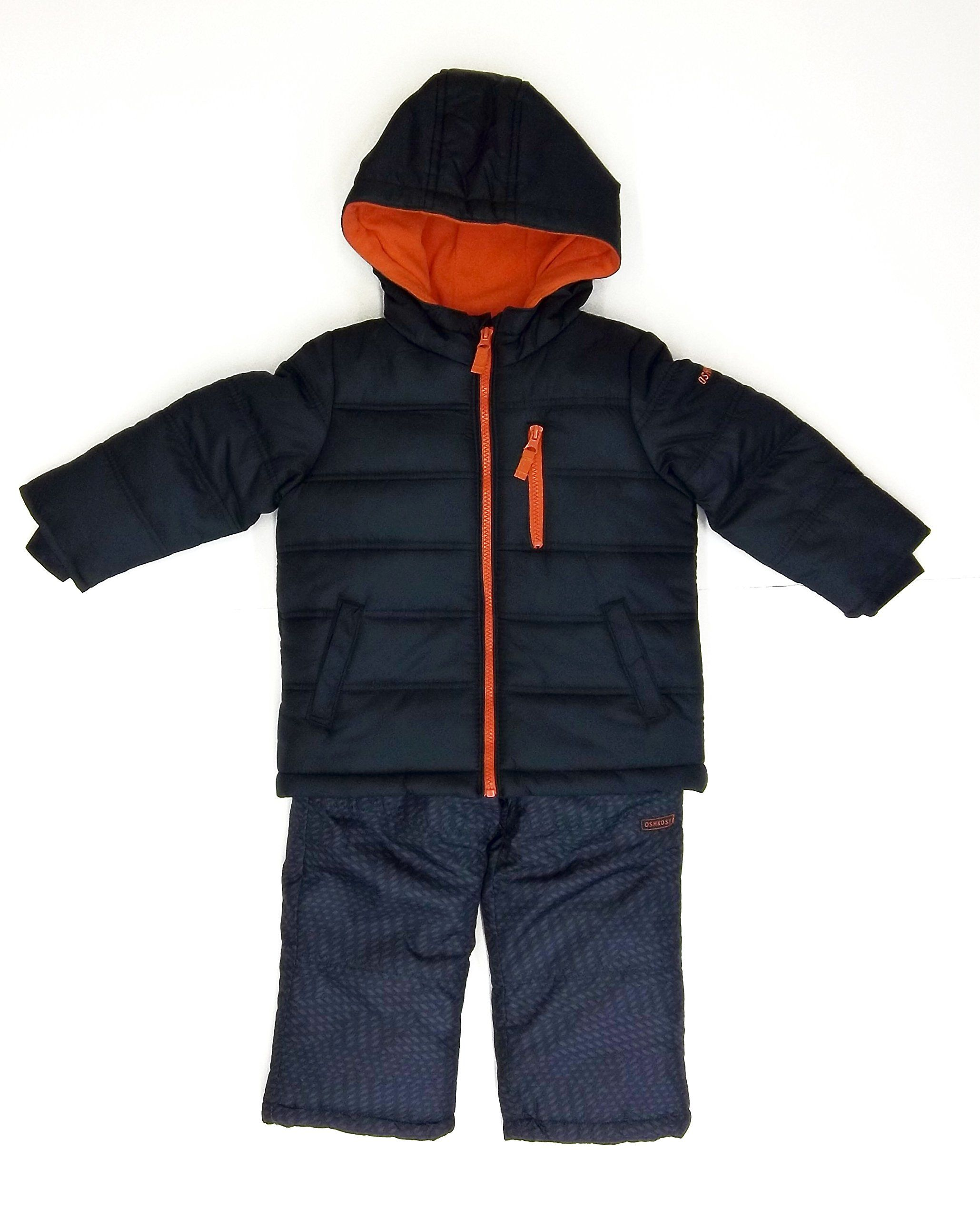 13f747fcf OshKosh B gosh Toddler Boys 2 Piece Snow Suit. 100% Polyester ...