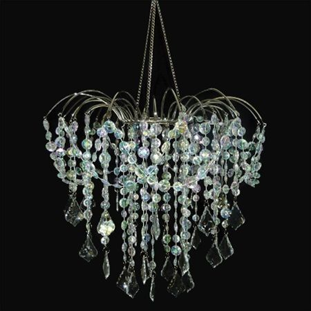 Crystal Strands Chandelier-Prom Decorations | Prom Decorations ...