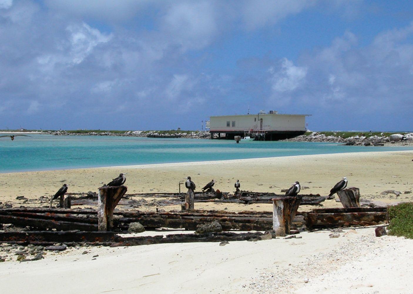 Sand Island Sand island, Johnston atoll, Island