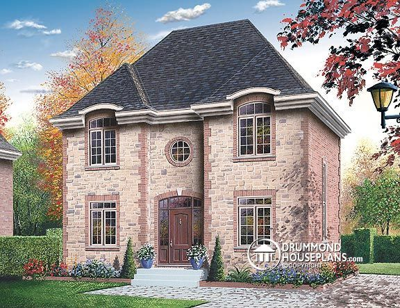 French house Rico\u0027s dream homes Pinterest House, Modern house