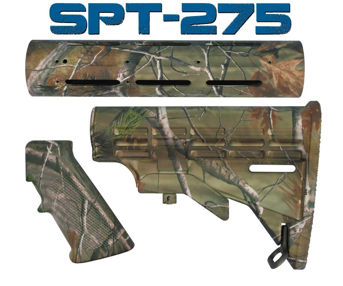 Yhm Ar 15 Camo Carbine Furniture Kit 335 00 Plus Free Shipping