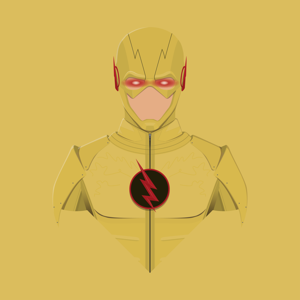 Pin de Reverse Flash em Professor Zoom Herois, Velocista