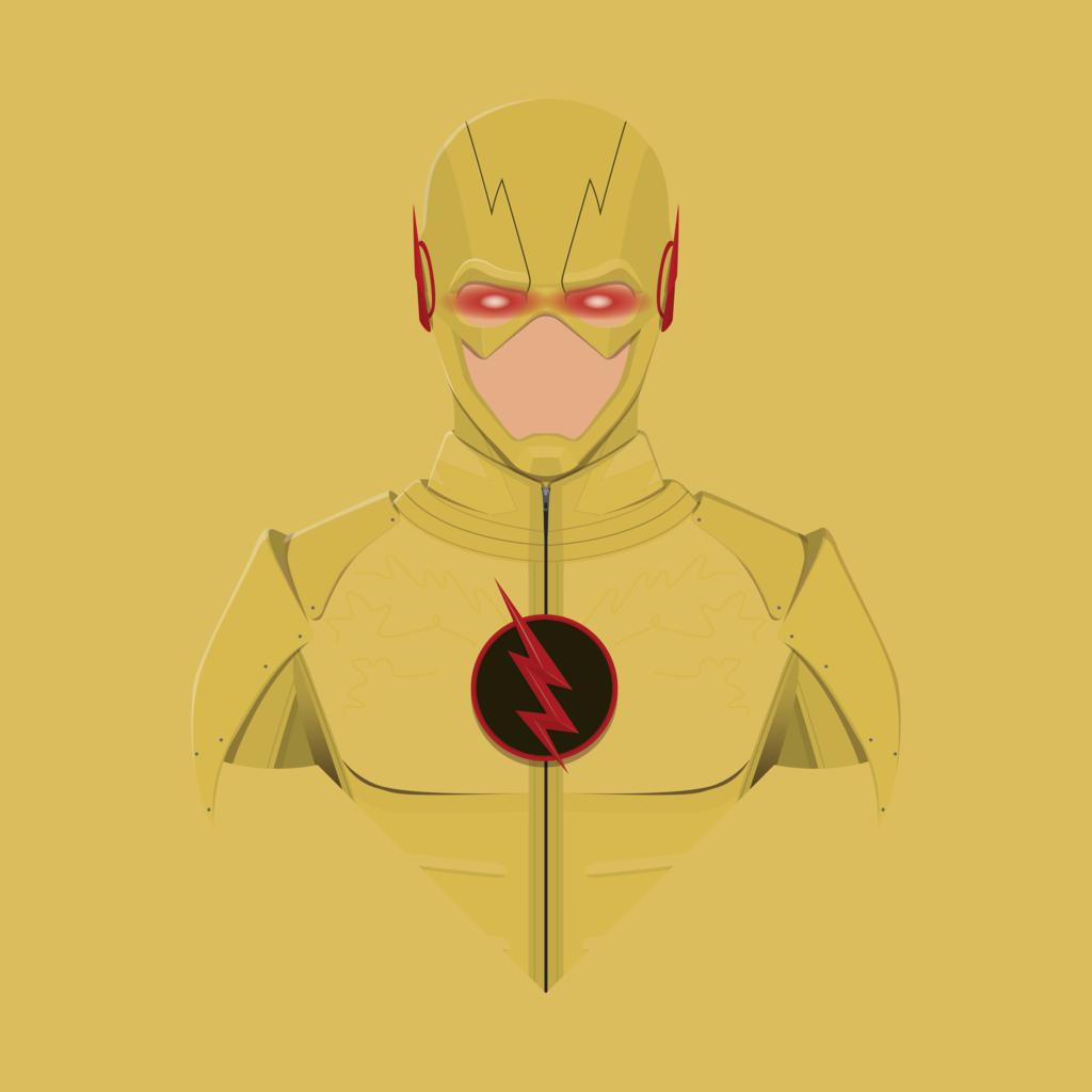Pin de Reverse Flash em Professor Zoom Herois, Velocista