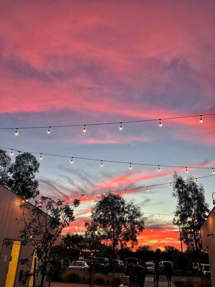 Cotton Candy Sky   Arizona Travel Guide